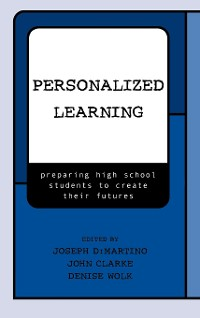 Cover Personalized Learning