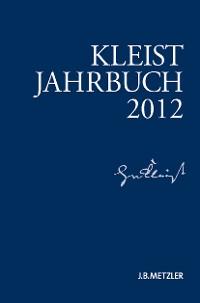Cover Kleist-Jahrbuch 2012