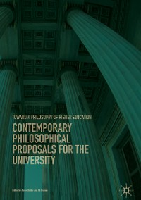 Cover Contemporary Philosophical Proposals for the University