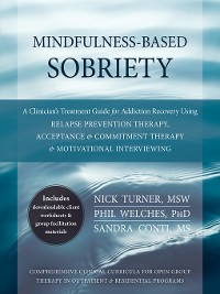 Cover Mindfulness-Based Sobriety