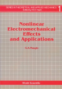 Cover Nonlinear Electromechanical Effects and Applications