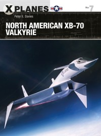 Cover North American XB-70 Valkyrie