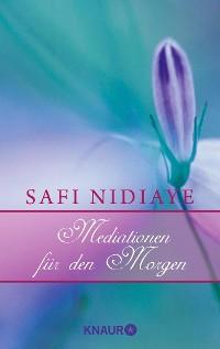 Cover Meditationen für den Morgen