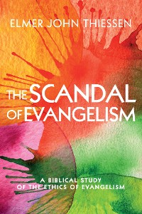 Cover The Scandal of Evangelism