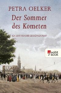 Cover Der Sommer des Kometen