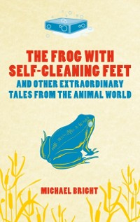 Cover Frog with Self-cleaning Feet