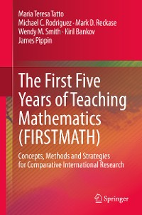 Cover The First Five Years of Teaching Mathematics (FIRSTMATH)
