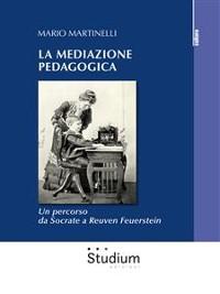 Cover La mediazione pedagogica