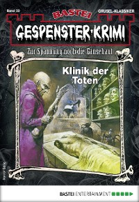 Cover Gespenster-Krimi 30 - Horror-Serie