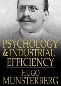 Cover Psychology and Industrial Efficiency