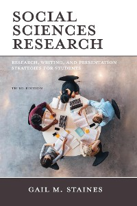 Cover Social Sciences Research