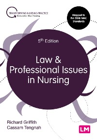 Cover Law and Professional Issues in Nursing