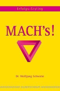 Cover Mach's!