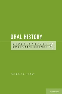 Cover Oral History