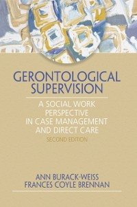Cover Gerontological Supervision