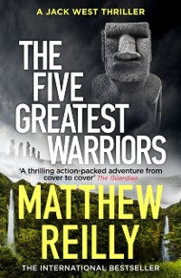 Cover Five Greatest Warriors