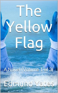 Cover The Yellow Flag, Volume 1 (of 3) / A Novel