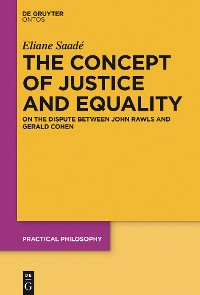 Cover The Concept of Justice and Equality