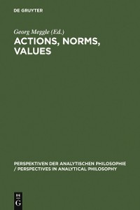 Cover Actions, Norms, Values