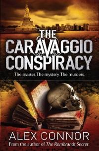 Cover Caravaggio Conspiracy