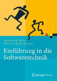 Cover Einführung in die Softwaretechnik