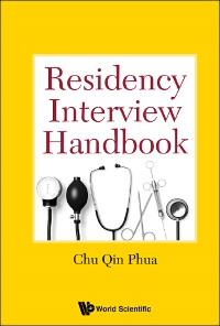 Cover Residency Interview Handbook