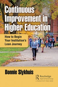 Cover Continuous Improvement in Higher Education