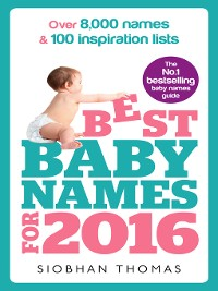 Cover Best Baby Names for 2016