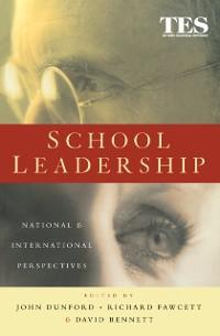 Cover School Leadership