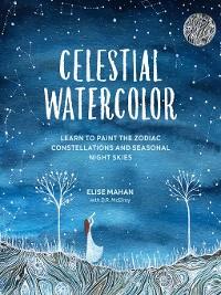 Cover Celestial Watercolor