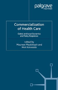 Cover Commercialization of Health Care
