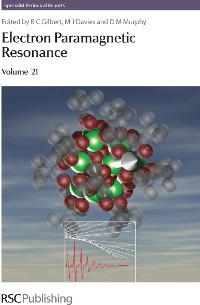 Cover Electron Paramagnetic Resonance