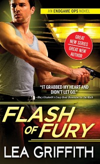 Cover Flash of Fury