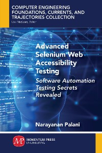 Cover Advanced Selenium Web Accessibility Testing