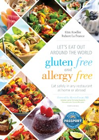 Cover Let's Eat Out Around the World Gluten Free and Allergy Free, Fourth Edition