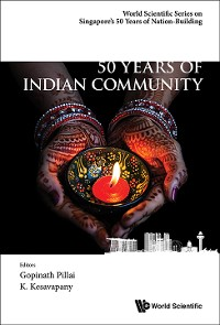Cover 50 Years Of Indian Community In Singapore