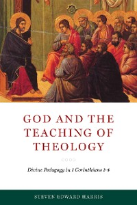 Cover God and the Teaching of Theology