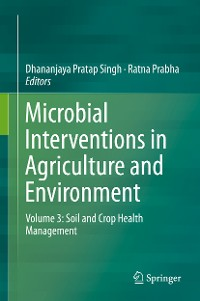Cover Microbial Interventions in Agriculture and Environment