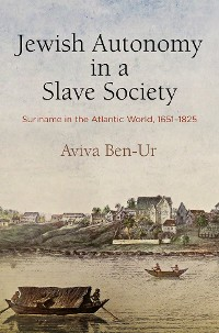 Cover Jewish Autonomy in a Slave Society