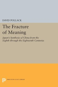 Cover The Fracture of Meaning