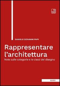 Cover Rappresentare l'architettura