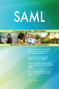 Cover SAML A Complete Guide - 2020 Edition