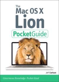 Cover Mac OS X Lion Pocket Guide