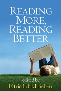 Cover Reading More, Reading Better