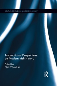 Cover Transnational Perspectives on Modern Irish History