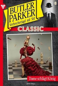 Cover Butler Parker Classic 8 – Kriminalroman