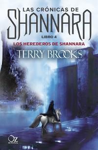 Cover Los herederos de Shannara