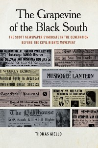 Cover The Grapevine of the Black South