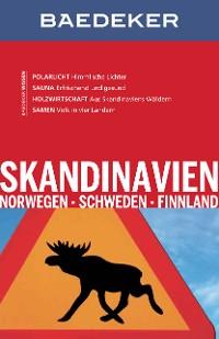 Cover Baedeker Reiseführer Skandinavien, Norwegen, Schweden, Finnland