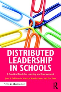 Cover Distributed Leadership in Schools
